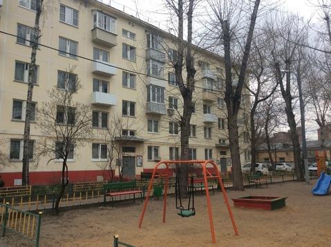 Продам 1-к квартиру, Москва г, Красноказарменная улица 2к2