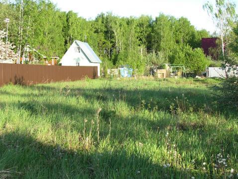 Продается земельный участок в д. Щепотьево Коломенского района