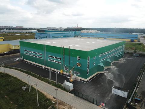 Отдельно стоящий складской комплекс класса А 6110 кв.м.