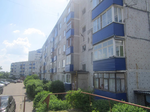 2х комнатная квартира Обухово рп, Энтузиастов ул, 9а