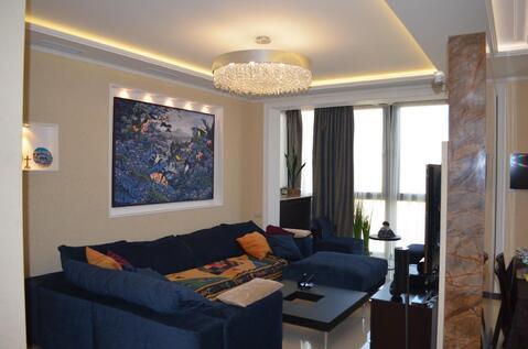 4-комнатная квартира, 140 кв.м., в ЖК «Чемпион парк»
