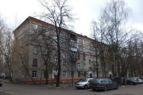 Продается 1 комнатная квартира м. Измайловская