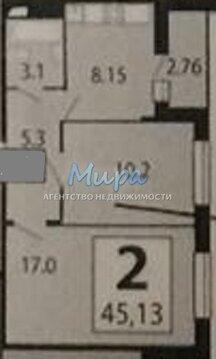Люберцы, 2-х комнатная квартира, Весенняя д.16, 4100000 руб.