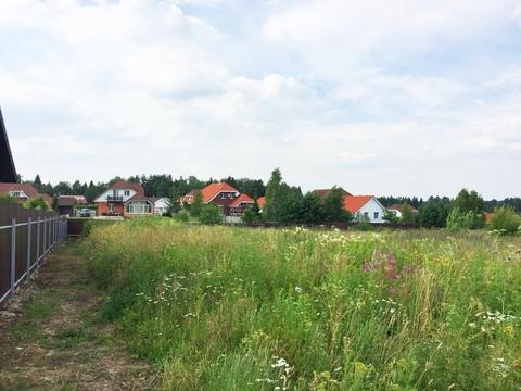 Участок 40 соток в д. Сурмино 39 км. от МКАД по Дмитровскому шоссе