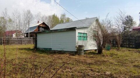 Дача 8 соток в пос.Юность Щелковского района 2 км от г. Щелково