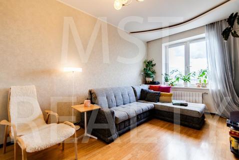 Однокомнатная квартира для любителей красивых закатов