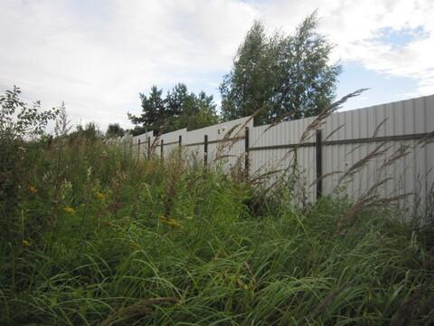 Земельный участок 15 соток в с. Орудьево, ул. Южная