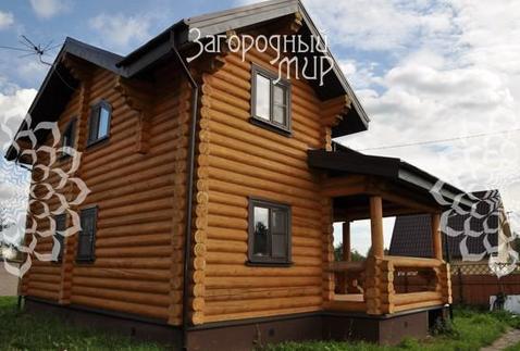 Новый коттедж. Новорязанское ш, 26 км от МКАД, Еганово.