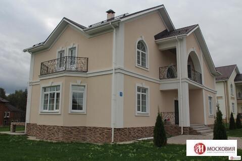 Дом двухэтажный 260 м2, уч. 10 сот, 25 км, от МКАД, по Каширскому ш.