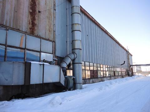 Производственное здание 4241 кв. м. Талдом