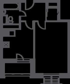 """1-комнатная квартира, в ЖК """"Софьин-дом. Лидер на Дмитровском"""""""