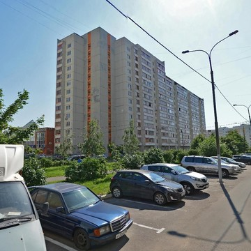 Однокомнатная квартира, Адмирала Лазарева, дом 35, к 1