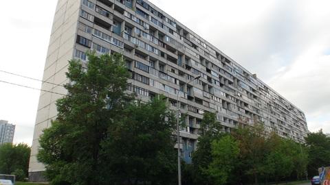 Москва Клязьминская 17