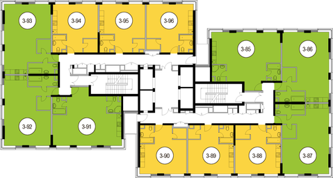 Москва, 2-х комнатная квартира, Головинское ш. д.10, 11098200 руб.