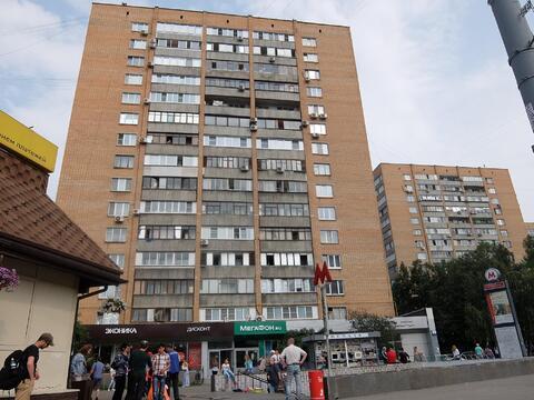 Свободная трешка в минуте ходьбы от метро Кантемировская