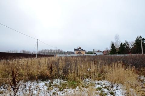 Продается 15 соток ИЖС в селе Озерецкое