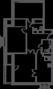 """3-комнатная квартира, 87 кв.м., в ЖК """"Софьин-дом. Лидер на Дмитровском"""""""