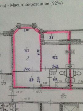 Щелково, 1-но комнатная квартира, Центральная ул. д.96 к1, 3800000 руб.