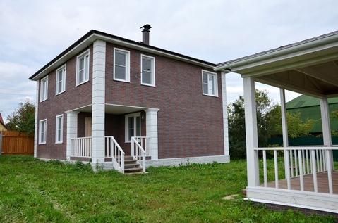 Продается Новый дом с участком в д. Нерощино
