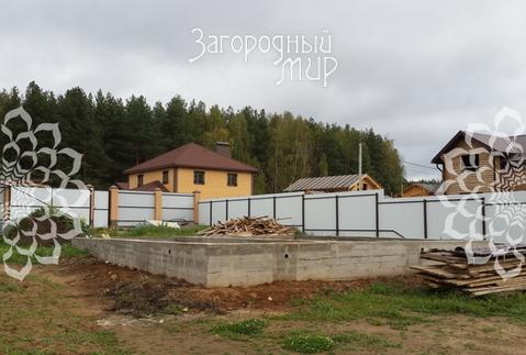 Горьковское ш, 30 км от МКАД, Березовый Мостик