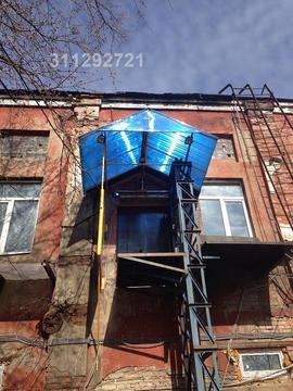Теплый склад на территории завода искож Полуподвальное помещение в кир