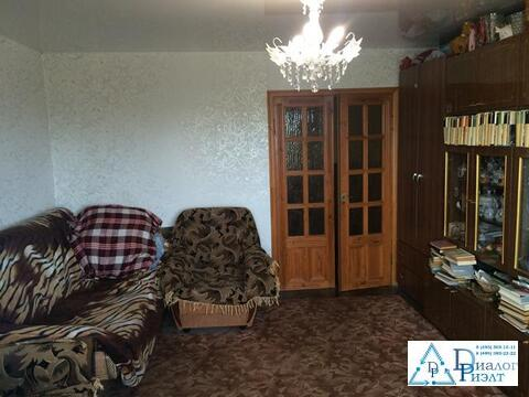 Продается трехкомнатная квартира в Люберцах с отличной планировкой