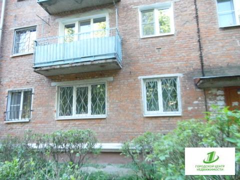 Однокомнатная квартира ул Менделеева