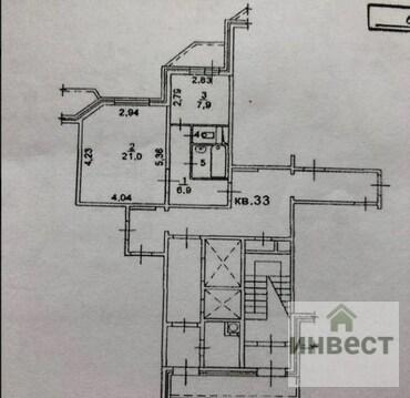 Продается 1-комнатная квартир, г. Наро-Фоминск, ул Луговая 1