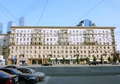2х ком.квартира м. Кутузовская, Кутузовский проспект д.24