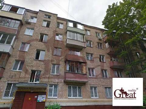 Продажа квартиры, м. Преображенская площадь, Ул. Гражданская 4-я