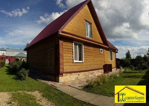 Большой уютный дом с мини-фермой в д. Степаньково