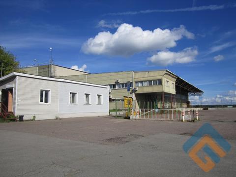 Продается офисно-складской комплекс в г. Пушкино, Ярославское шоссе