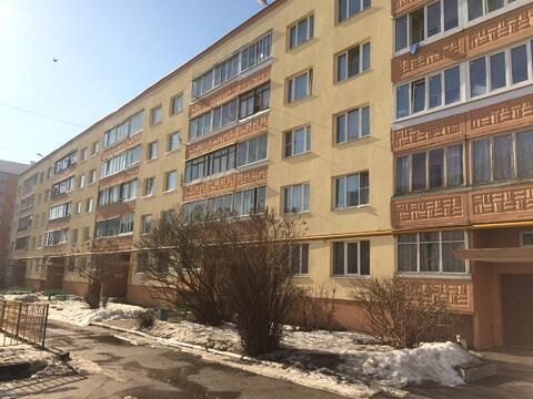 Продается 1 комнатная квартира в пос. Быково ул. Школьная д.7