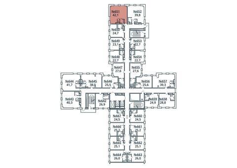 Москва, 1-но комнатная квартира, ул. Радиальная 6-я д.7, к 35, 4710611 руб.