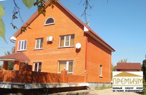 Коттедж 270 кв.м. в Семеновское, Ступинского р-на
