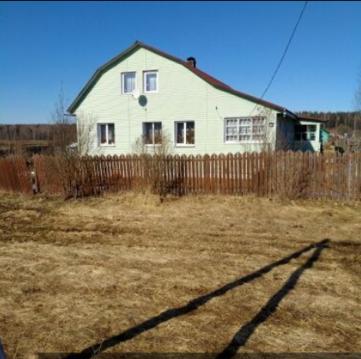 Жилой дом в д. Чернятино Возвиженское направление. Клинский район