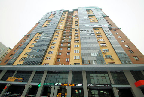 """2-комнатная квартира, 100 кв.м., в ЖК """"Первый"""""""
