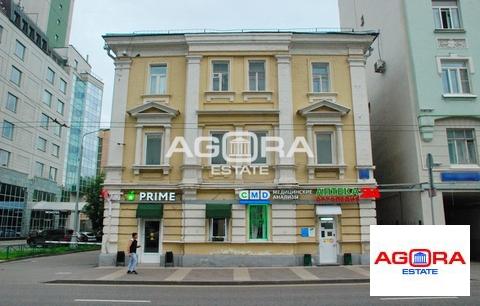 Продажа торгового помещения, м. Новослободская, Ул. Новослободская