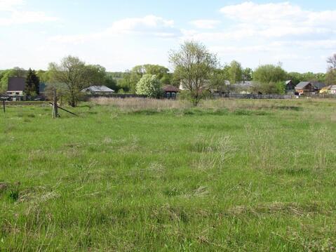 Продается земельный участок в с. Сосновка Озерского района