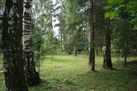 Участок 8 сот. в пгт Загорянский Щелковского р-на