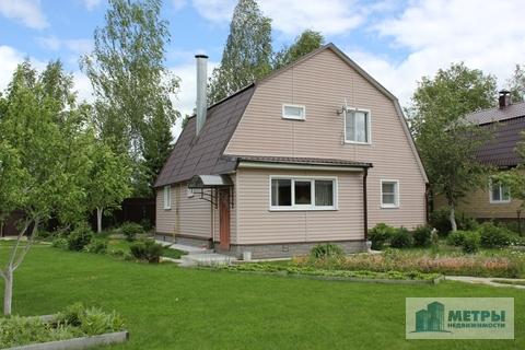 Продается отличный жилой дом 106 кв.м, летний дом 65 кв.м, уч.12 сот.