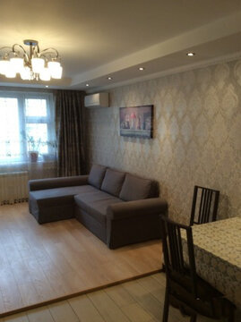3-комнатная квартира в Люберцах
