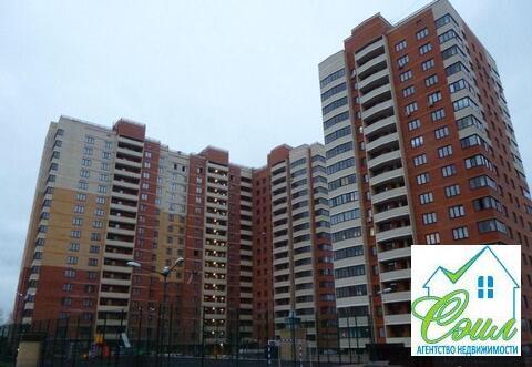 2-х комнатная квартира в Чехове, ЖК Чайка