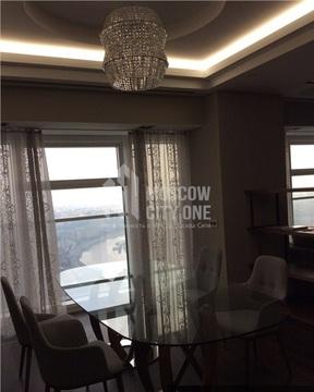 Односпаленный апартамент в Башне Меркурий 46 этаж