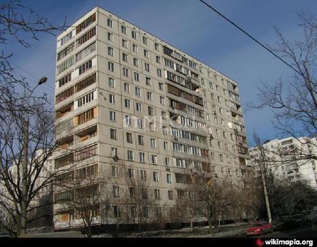 Твардовского, 19-1