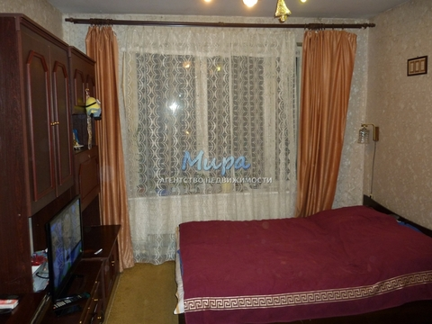 Квартира со смежно-изолированными комнатами. Сан.узел раздельный, бол