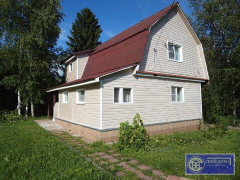 Дом 125 кв.м в СНТ Сапсан около д.Сапегино (5 км от г.Волоколамск)