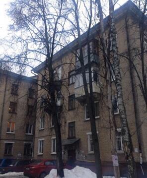 Трехкомнатная квартира в центре города.