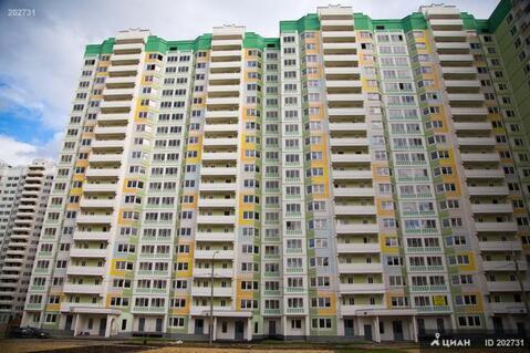 Долгопрудный, 1-но комнатная квартира, проспект Ракетостроителей д.1 к1, 4100000 руб.
