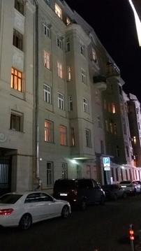 Пятикомнатная квартира в Колокольниковом переулке